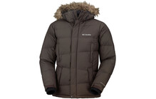 Columbia Men's Portage Glacier III Down Jacket buffalo